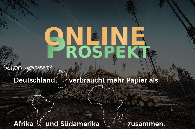 Online-Prospekt