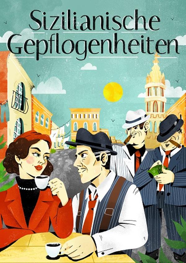 Cocolino Verlag Krimidinner