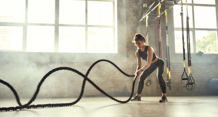 Fitness-Vorsätze durchhalten