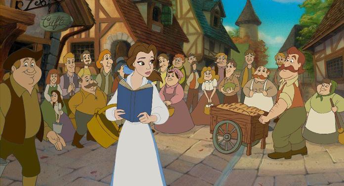 Die Emanzipation der Disney-Prinzessinnen