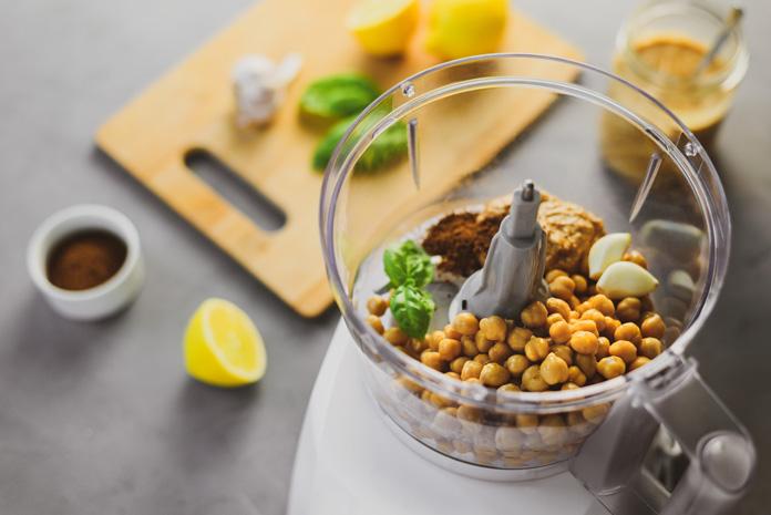 Originales Hummus-Rezpet