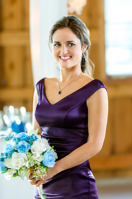 Danica McKellar in Weddingbells
