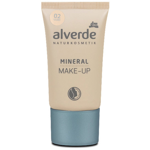 Alverde Mineral Make-up von dm