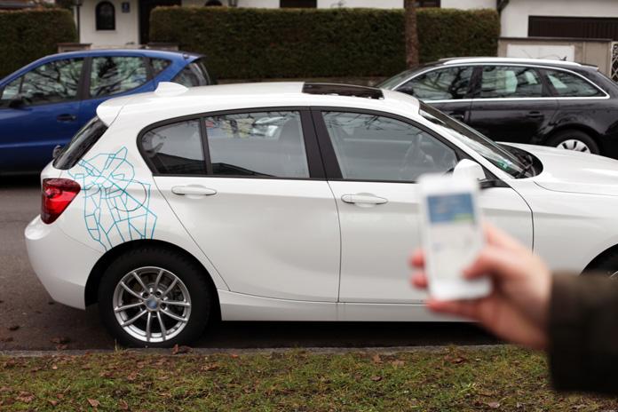 Car Sharing Dienste