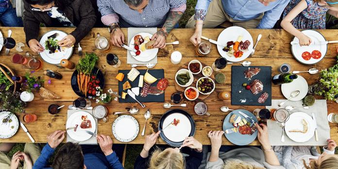 Food Sharing Dienste