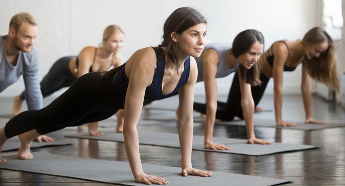 athleticflow: Wenn Yoga auf HIIT trifft...