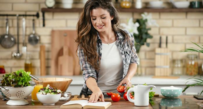 Gesund essen unter Stress