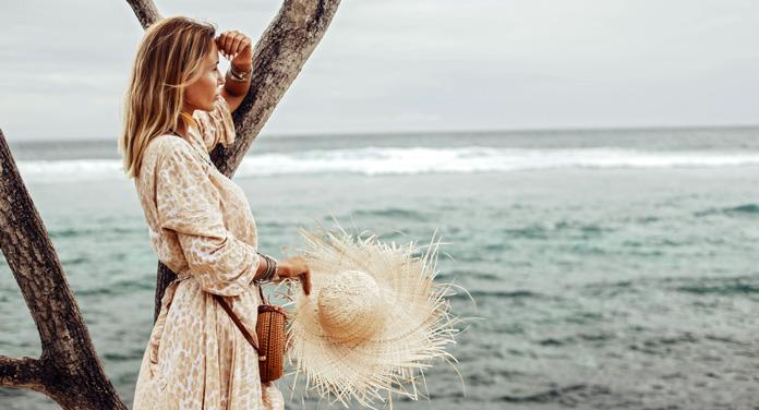 Fröhliche Kleider-Trends für Frühling und Sommer