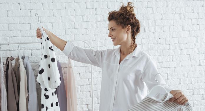 Kleidung leihen statt kaufen