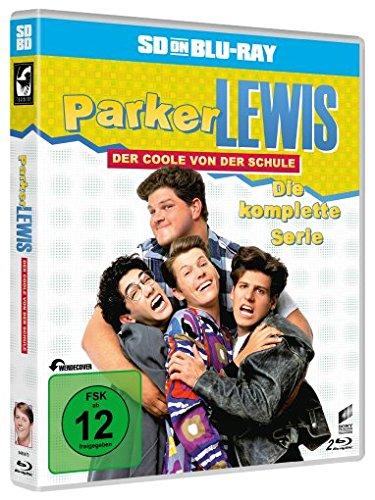 Parker Lewis - Der Coole von der Schule - Die komplette Serie