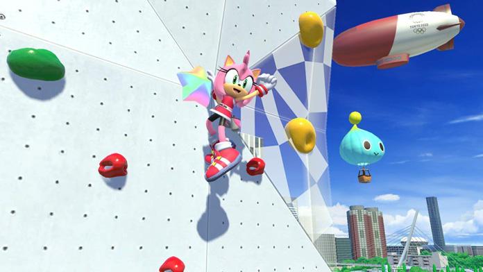Top Fitnessspiele: Mario & Sonic bei den Olympischen Spielen: Tokyo 2020