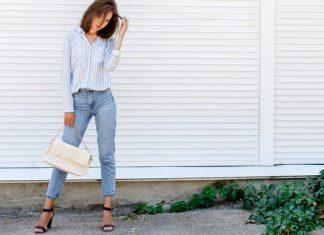 So wird deine Mom-Jeans zum stylischen Hingucker!