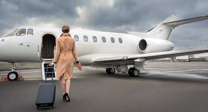 Privatjet mieten - So buchst du dir deinen Luxusflug