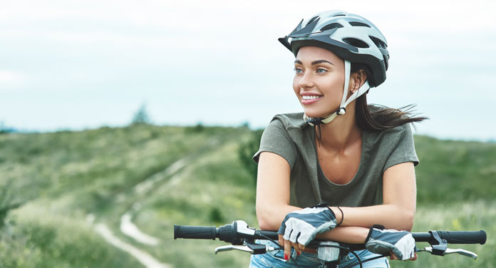 Die besten Tipps fürs sichere Fahrradfahren