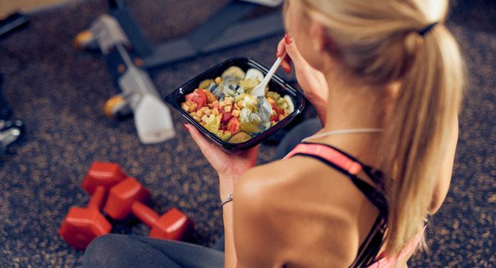 Diät zur Beschleunigung des Stoffwechsels, um Gewicht zu verlieren
