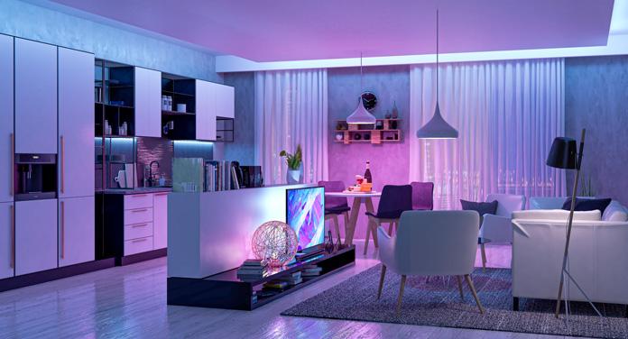 Intelligente Beleuchtung: Wie du mit Smart-Home deine Stimmung beeinflussen kannst
