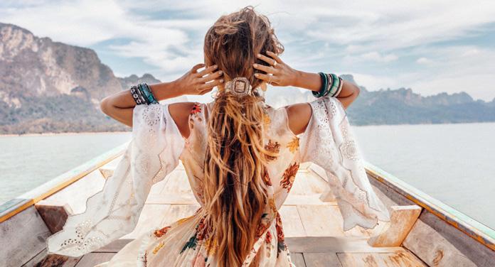 Das perfekte Outfit für einen Tag am See
