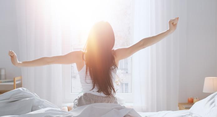 Kalorienverbrauch im Schlaf erhöhen? So geht's!