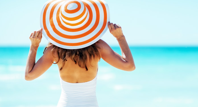 Stylischer Sonnenschutz mit modischen Hüten