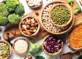 Die besten veganen Proteinquellen auf einen Blick
