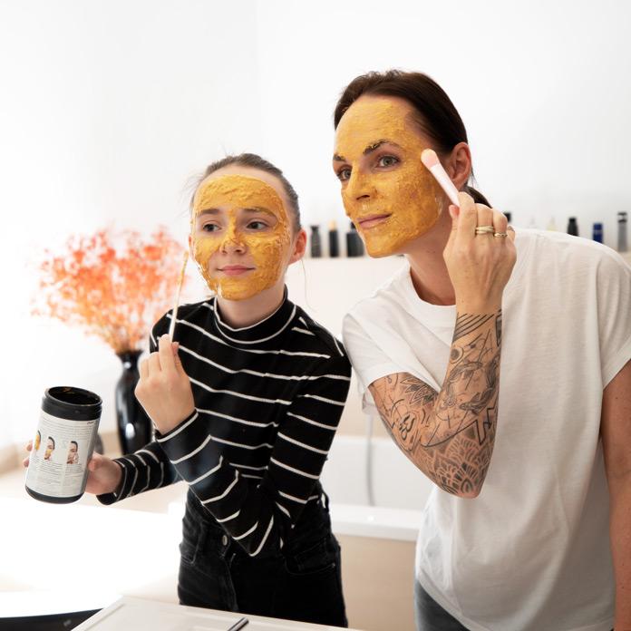 Casmara Peel-Off-Maske