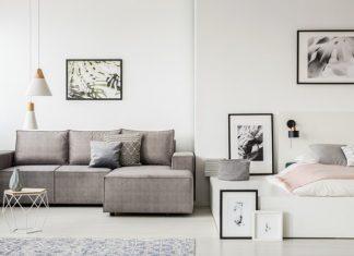Kleine Wohnung platzsparend einrichten: Die besten Ideen & Tipps