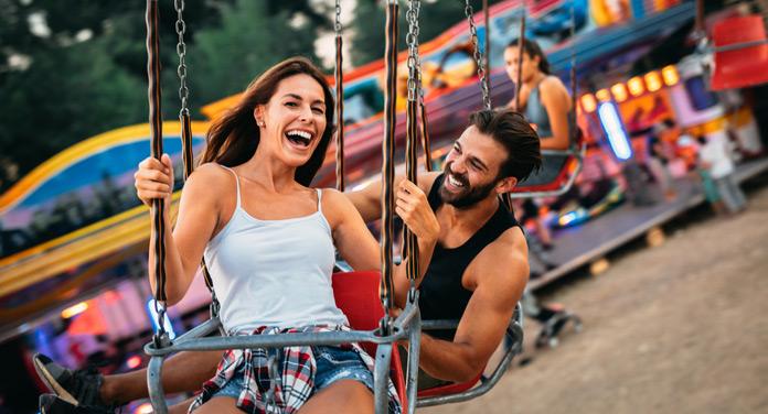Ovid-Effekt: Mit einem Adrenalin-Kick beim Date auf Wolke 7 schweben
