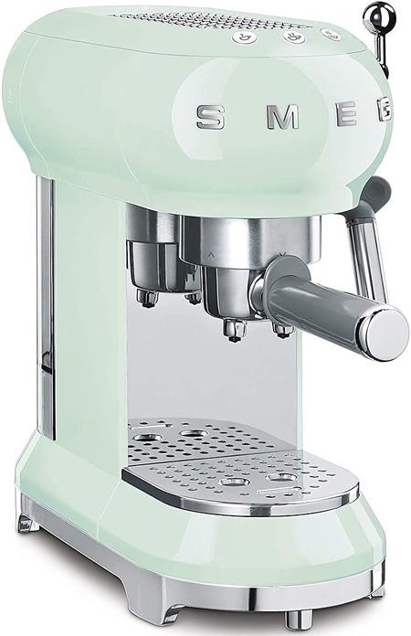 Smeg ECF01PGEU Espresso-/Kaffeemaschine