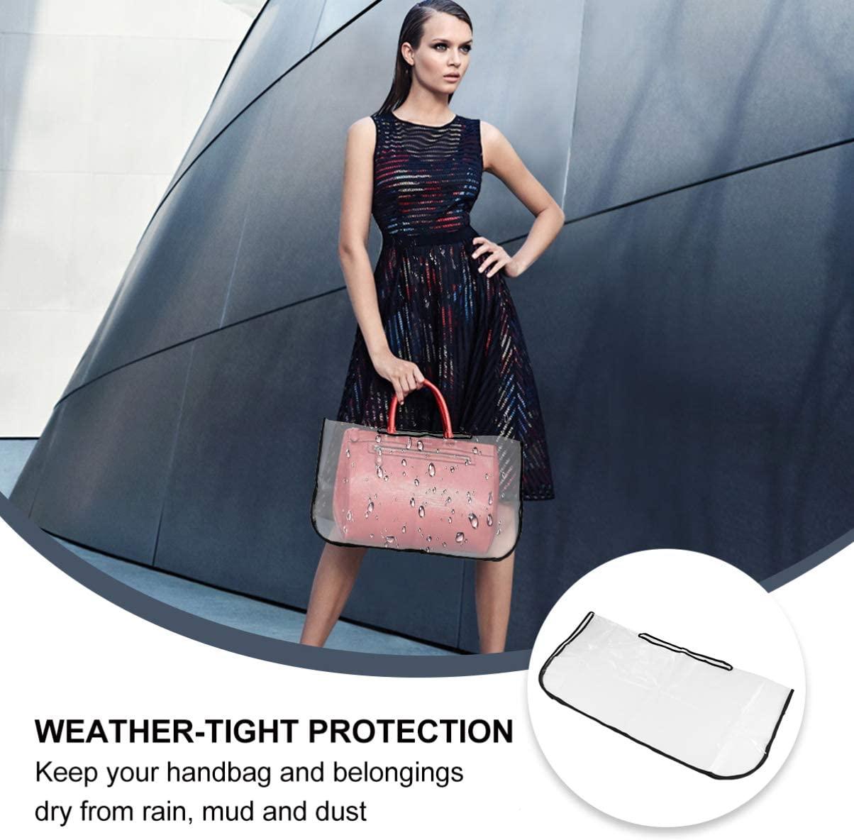 Regenschutz Handtasche