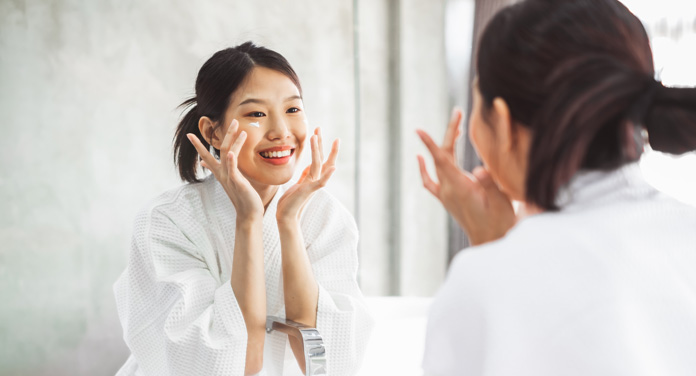 Die Schönheitsgeheimnisse chinesischer Frauen