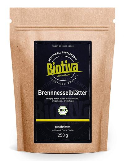 Biovtiva Brennnesselblätter-Tee Bio