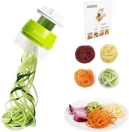 Opard Spiralschneider Hand für Gemüsespaghetti