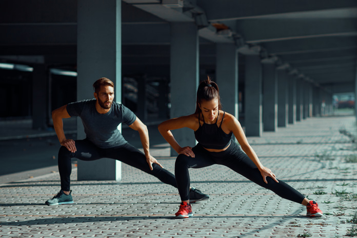 Top Fitnesstrends 2021: Sport im Freien