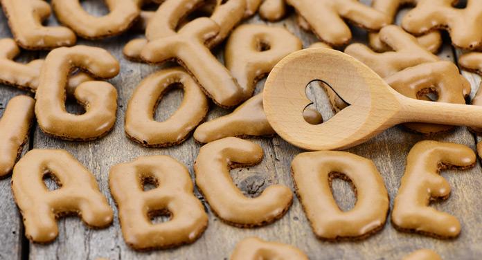 kalorienarme Süßigkeiten: Russisch Brot