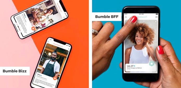 Bumble BFF & Bumble Bizz