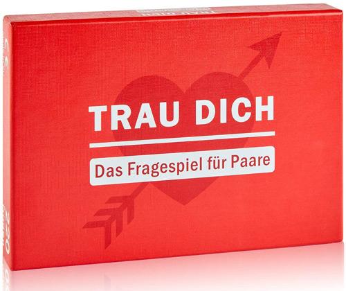 TRAU Dich - Das Fragespiel für Paare