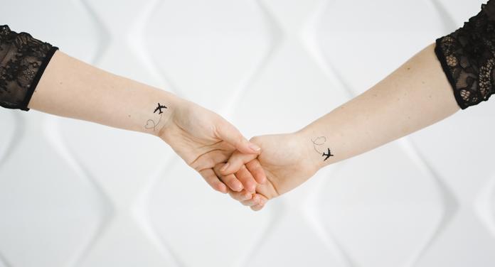 Ideen für freundschafts tattoos