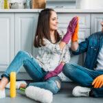 Die besten Reinigungstipps für die eigene Wohnung