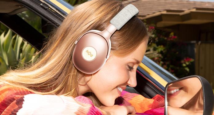 Gewinne einen Positive Vibration XL Kopfhörer von Marley