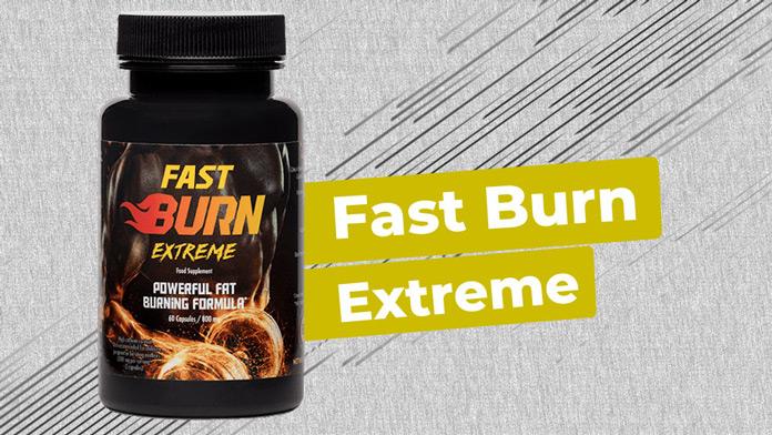 Fast Burn Extreme zum Abnehmen