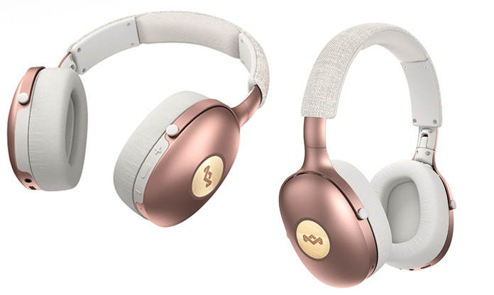 Positive Vibration XL Kopfhörer von Marley