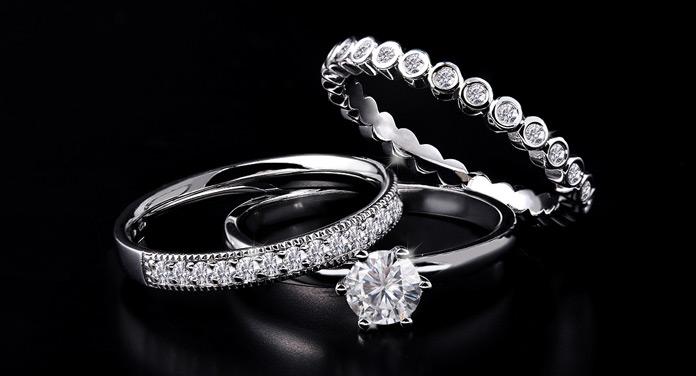 Eternity-Ringe Anlass