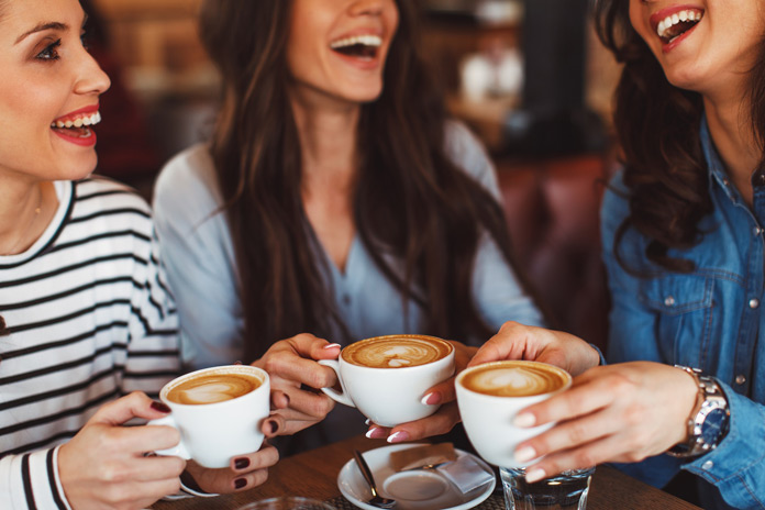Kaffeeliebhaber sind verträumte Individualisten