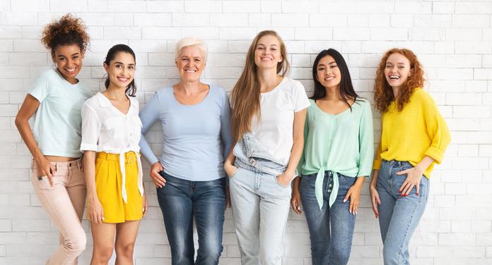 So ist die deutsche Durchschnittsfrau wirklich: Körpermaße, Kinder, Kaufverhalten
