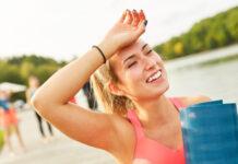 Sport im Sommer - Wie man auch bei warmen Aktivitäten aktiv bleiben kann