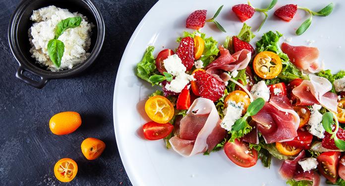 Salate immer wieder neu: Abwechslungsreiche Ideen einfach zubereitet