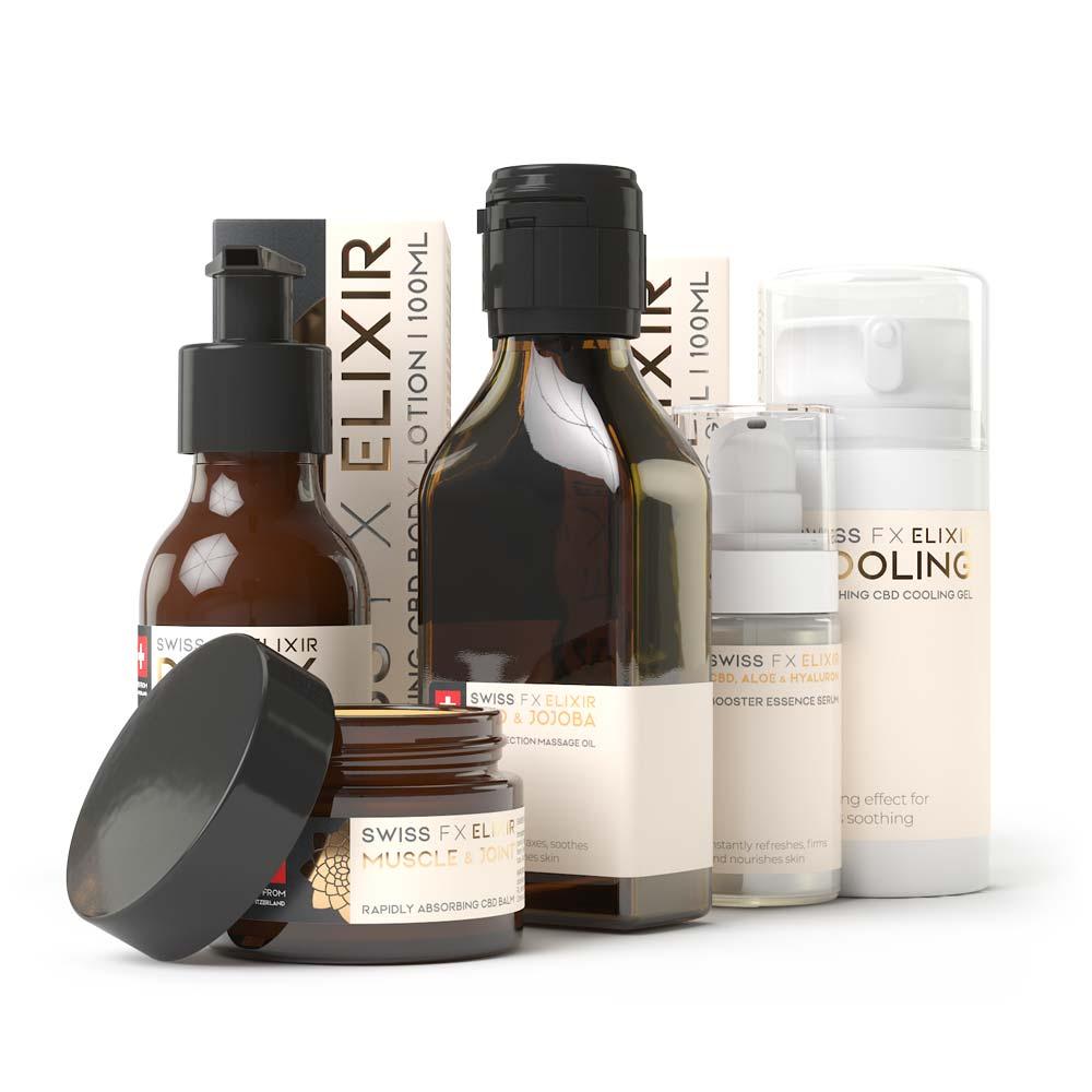 SWISS FX Produkte
