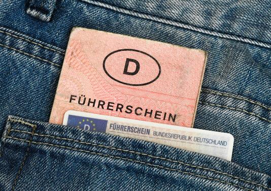Musst du bald deinen Führerschein umtauschen?