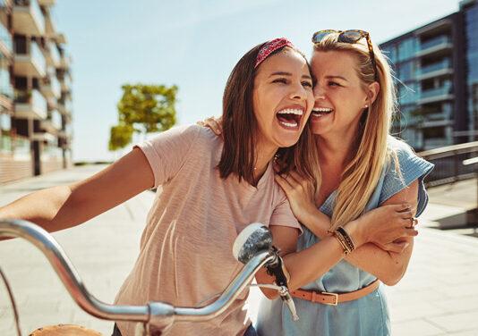 Lachen ist gesund: Warum du öfter mal lachen solltest
