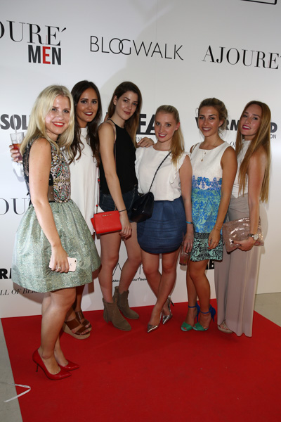 AJOURE´ Fashion Week Opening Party Berlin
